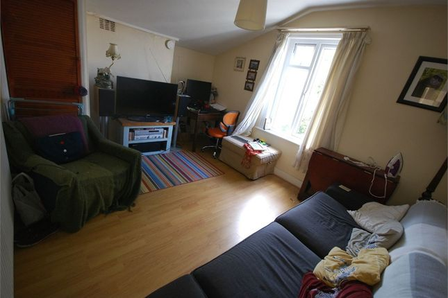 Thumbnail Terraced house to rent in Carminia Road, London