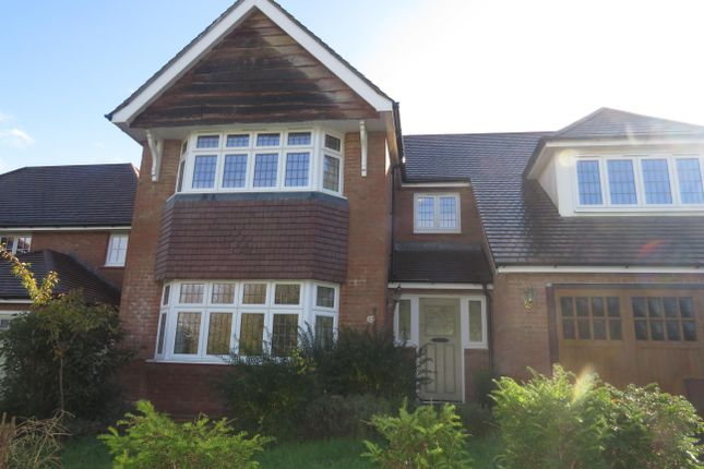 Thumbnail Detached house to rent in Garden Court, King Edward Close, Calne