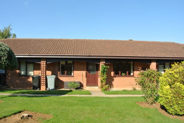 Thumbnail Terraced bungalow for sale in St. Edmunds Court, Grantham