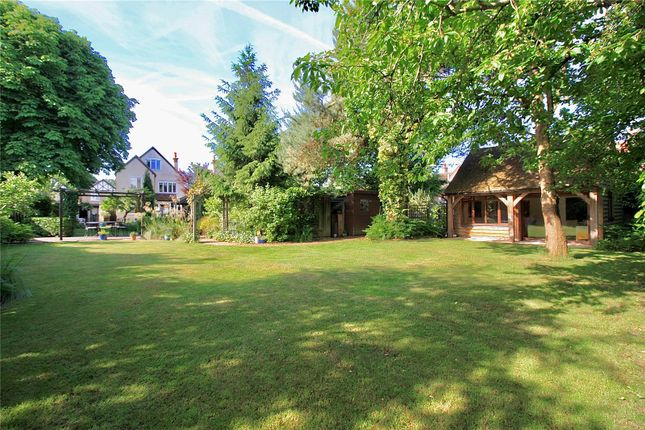 Thumbnail Detached house for sale in Church Road West, Farnborough, Hampshire