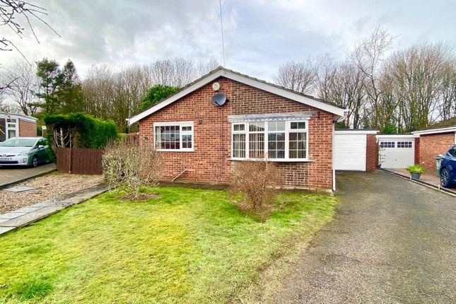 3 bed detached bungalow for sale in Padley Close, Ripley DE5
