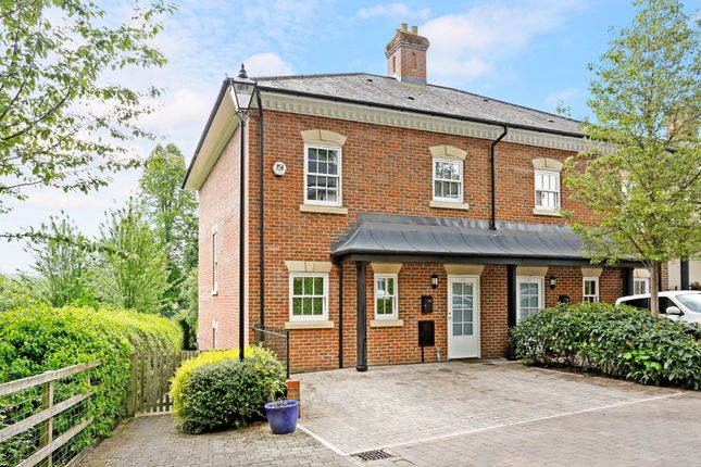 Thumbnail Semi-detached house to rent in Quoitings Drive, Marlow