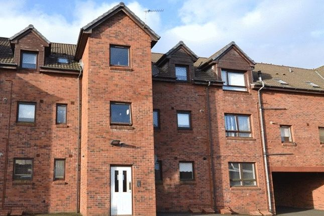 Thumbnail Flat for sale in James Street, Dalry