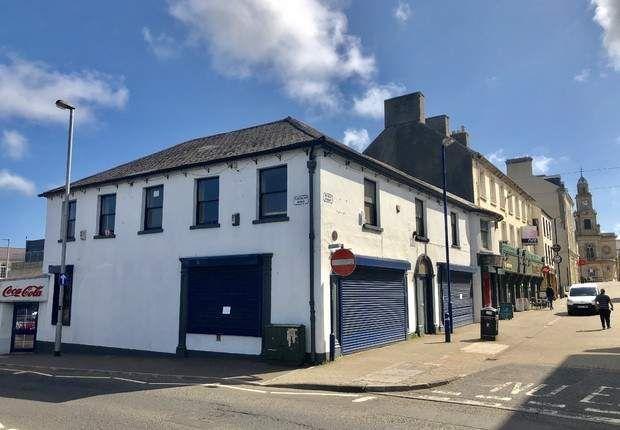 Thumbnail Retail premises to let in Bridge Street, Coleraine, County Londonderry