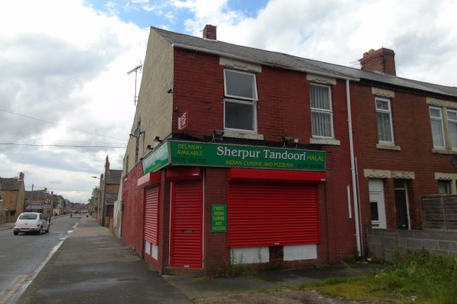Thumbnail Restaurant/cafe for sale in Hawthorn Road, Ashington