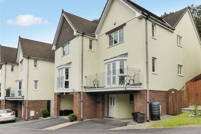 Thumbnail Semi-detached house for sale in Woodlands, Combe Martin, Ilfracombe