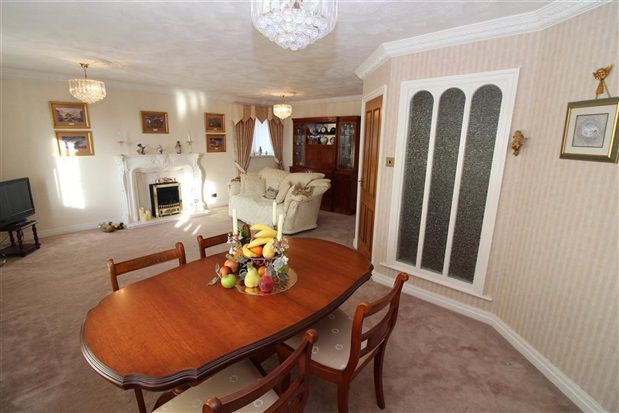 Lounge of Windsor Court, Poulton-Le-Fylde FY6