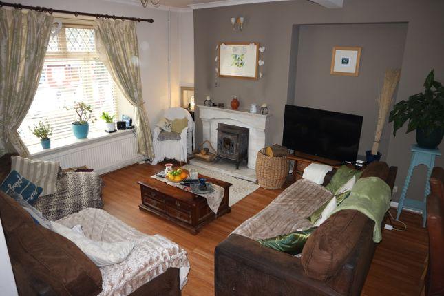 Thumbnail Terraced house for sale in Oaklands, Merthyr Vale