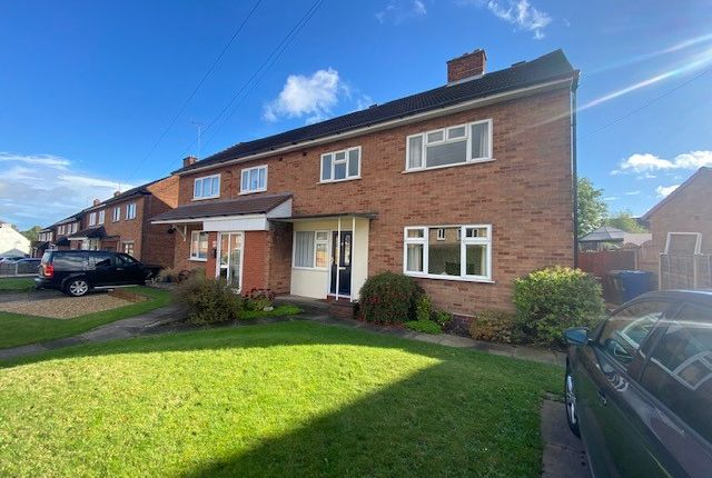 3 bed semi-detached house to rent in Redbrook Lane, Brereton, Rugeley, Staffordshire WS15