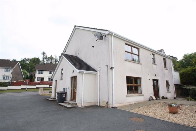 Thumbnail Flat to rent in Grove Hill Court, Saintfield, Ballynahinch