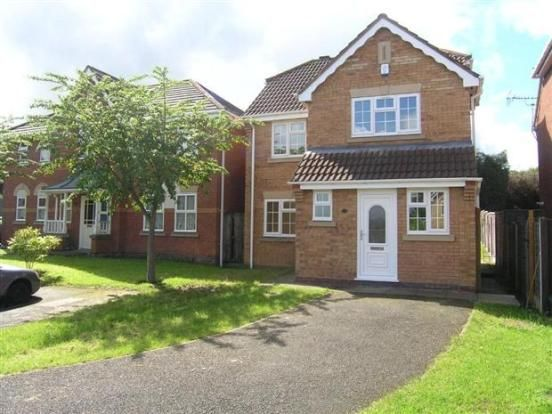 Thumbnail Detached house to rent in Darley Drive, Wolverhampton