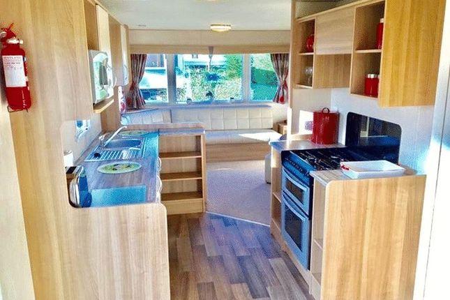 Kitchen of Hafan Y Mor, Pwllheli LL53