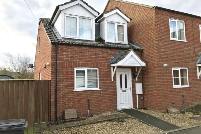 Thumbnail Semi-detached house for sale in Blacksmiths Lane, Spilsby