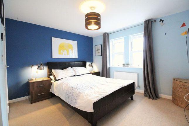 Bedroom One of Clover Way, Kempston MK42
