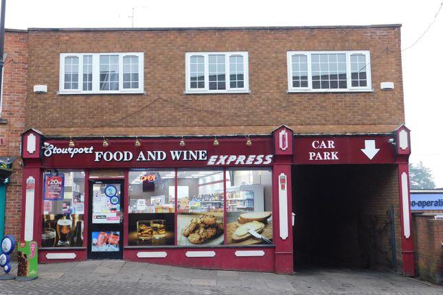 Thumbnail Flat to rent in Bridge Street, Worcestershire, Stourport-On-Severn