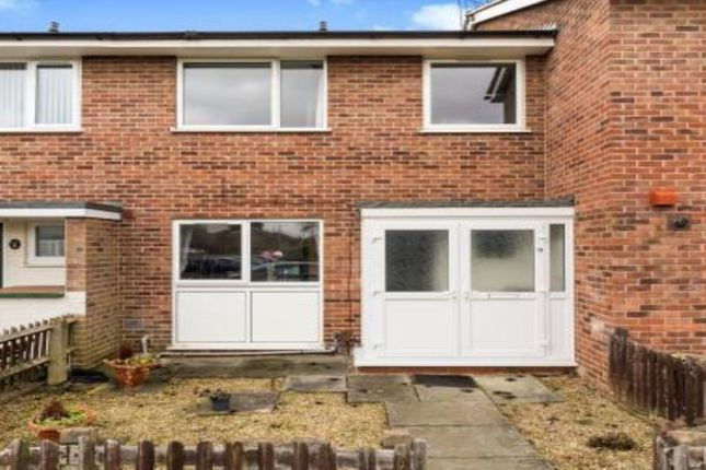Thumbnail Terraced house to rent in Saxton Close, Beeston, Nottingham