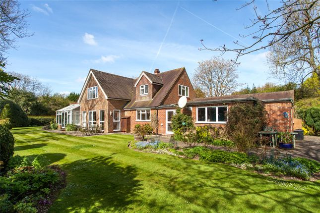 Thumbnail Detached house for sale in Maidensgrove, Henley-On-Thames, Oxfordshire