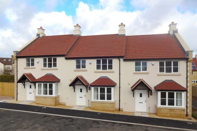 Thumbnail Terraced house for sale in Plot 8, West Farm, Fulwell Lane, Faulkland, Somerset