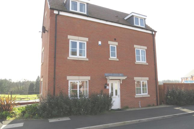 Thumbnail Detached house for sale in Booths Farm Close, Birmingham