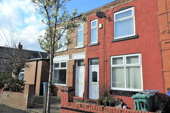 Thumbnail Terraced house for sale in Thorncliffe Grove, Levenshulme, Manchester