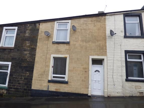 Front of Ann Street, Brierfield, Nelson, Lancashire BB9