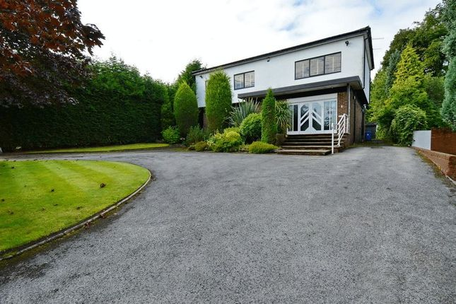 Thumbnail Detached house for sale in Ringley Drive, Whitefield, Manchester