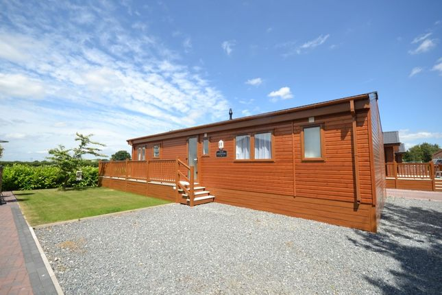Thumbnail Bungalow for sale in Cliffe Common, Selby