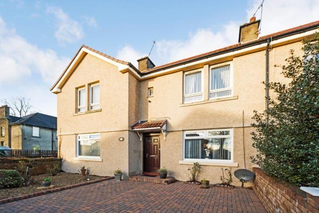 Thumbnail Flat for sale in Sandy Road, Renfrew, Renfrewshire, .