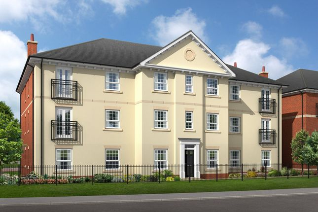 "1 bed flat for sale in ""Belle 1"" at Bawtry Road, Bessacarr, Doncaster"