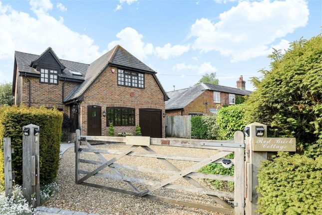 Thumbnail Detached house for sale in Weston Road, Upton Grey, Basingstoke, Hampshire