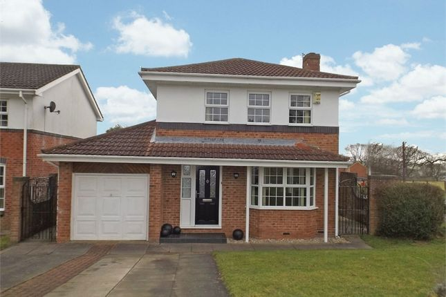 Thumbnail Detached house for sale in Byron Court, Crook, Durham