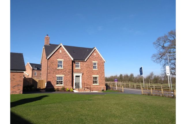 Thumbnail Detached house for sale in Steeple View Lane, Appleby Magna