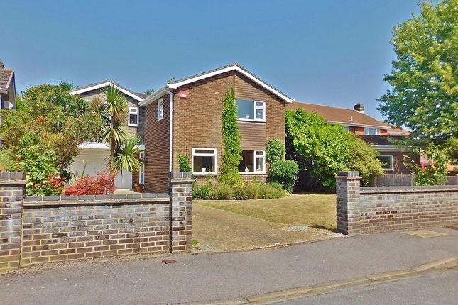 Thumbnail Detached house for sale in Sumar Close, Stubbington, Fareham