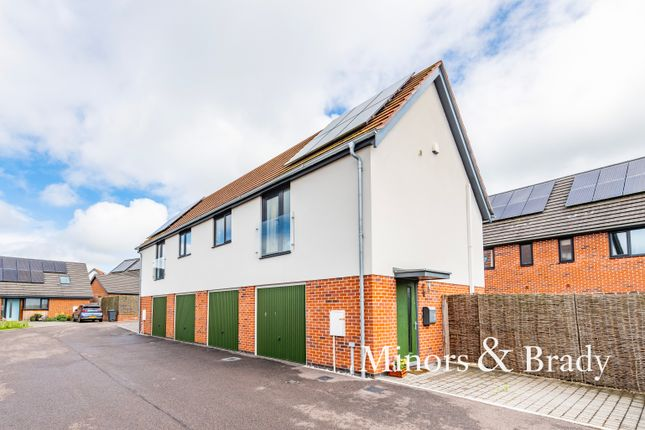 1 bed flat for sale in Coopers Crescent, Hingham, Norwich NR9