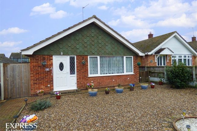 Thumbnail Detached bungalow for sale in St Annes Way, Belton, Great Yarmouth, Norfolk