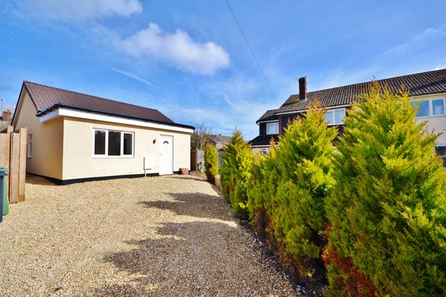 Thumbnail Detached bungalow for sale in Warner Crescent, Didcot
