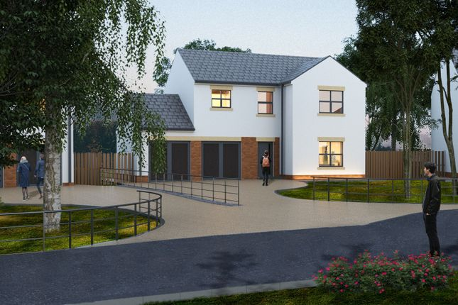 Thumbnail Detached house for sale in Old Farm Way, Branton