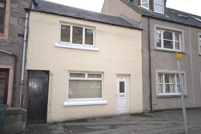 Thumbnail Terraced house to rent in Victoria Street, Perth