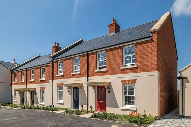 """Thumbnail Terraced house for sale in """"The Greylake"""" at Haye Road, Sherford, Plymouth"""