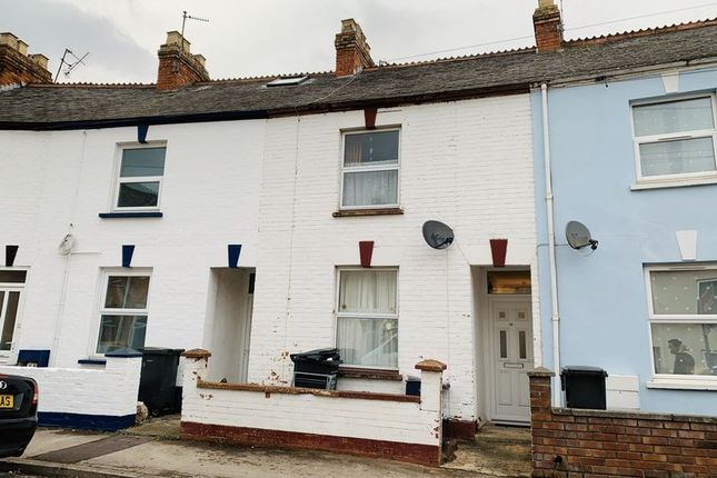 Thumbnail Terraced house for sale in Portman Street, Taunton