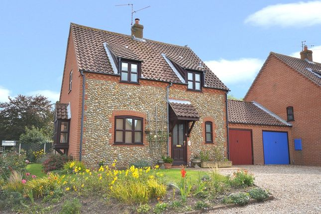 Thumbnail Link-detached house for sale in Polka Road, Wells-Next-The-Sea