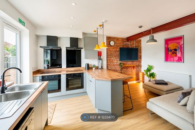 Thumbnail Terraced house to rent in Beachgrove Road, Bristol