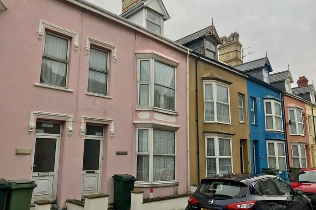 Thumbnail Shared accommodation to rent in South Road, Aberystwyth