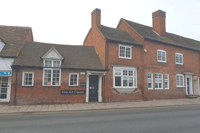 Thumbnail Office for sale in High Street, Knowle, Solihull