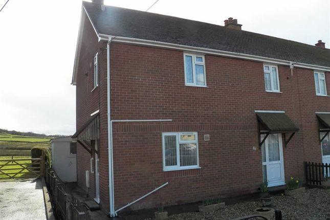 Thumbnail Semi-detached house for sale in Heol Llanelli, Pontyates, Llanelli