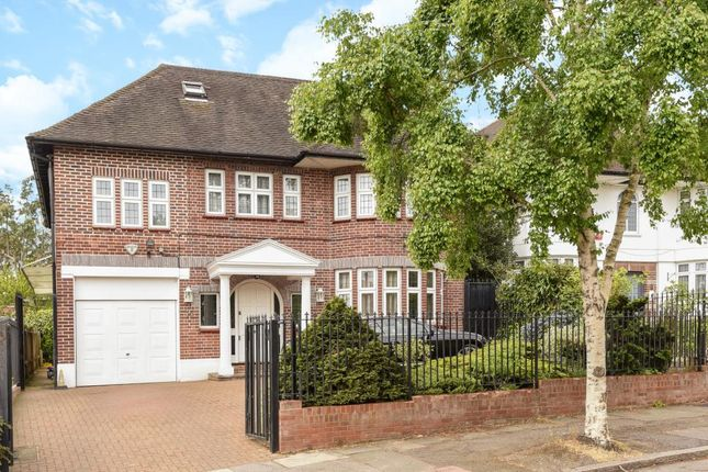 Thumbnail Detached house for sale in Haslemere Gardens, Finchley N3,