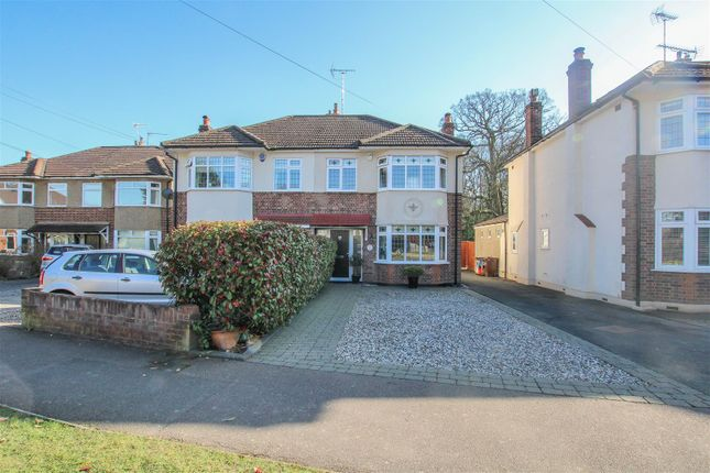 3 bed semi-detached house for sale in The Meadows, Ingrave, Brentwood CM13