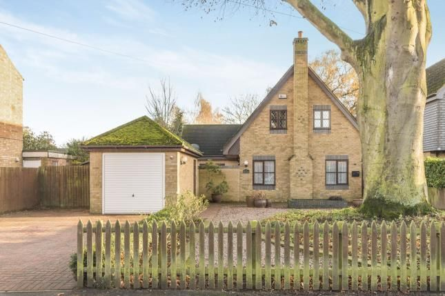 Thumbnail Detached house for sale in Wisbech, Cambs