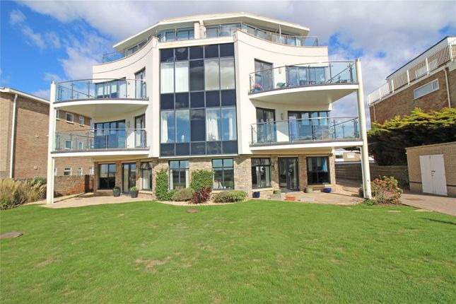Flat for sale in Infinity, Cliff Road, Lymington, Hampshire