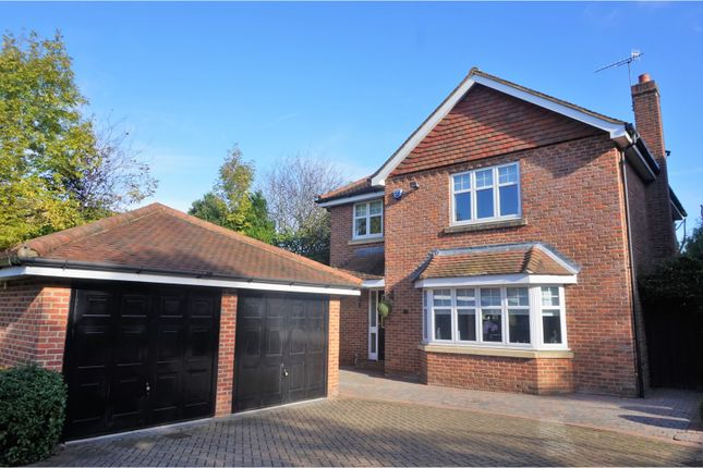 Thumbnail Detached house for sale in Goodison Close, Bushey